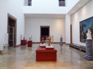 Overview of South Atrium
