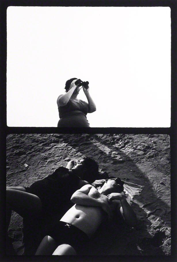 Couplets: Atlantic City / Ray K. Metzker