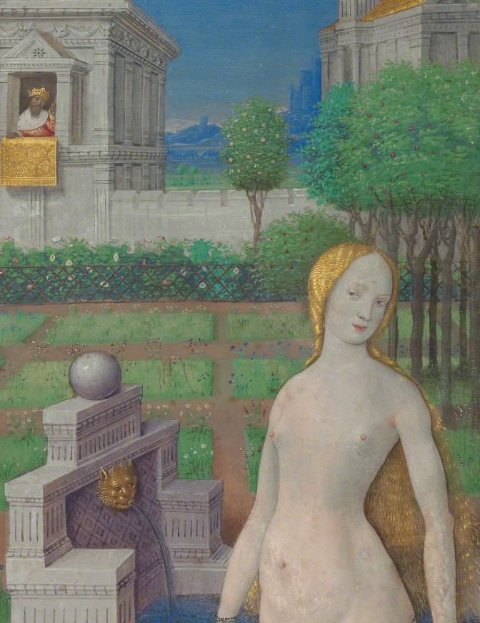 Getty Voices: Renaissance Gardens