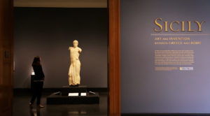 Sicily: Art and Invention between Greece and Rome at the Getty Villa