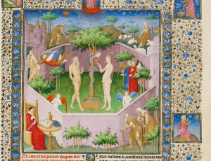 The Temptation of Adam and Eve / Boucicaut Master