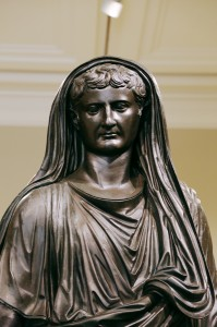 Tiberius at the Getty Villa