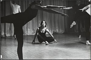 Bach from Terrain / Yvonne Rainer