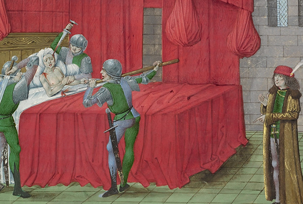 Medieval Reading For Our Favorite Game Of Thrones