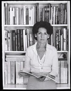 Portrait of Ada Louise Huxtable, 1970s