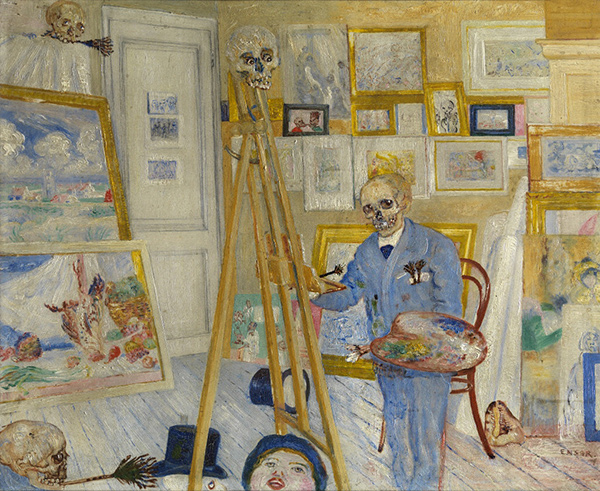 Who Was James Ensor?