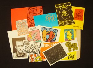 H is for Haring