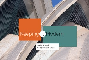 Keeping it Modern / A Getty Foundation initiative to conserve 20th-century architecture