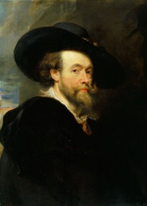 Self-Portrait / Peter Paul Rubens