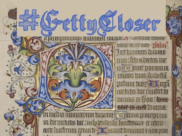 #GettyCloser to Art Behind the Scenes