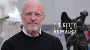 Jim Cuno: The Getty in 2014 by the numbers