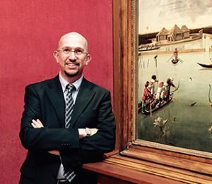 Davide Gasparotto, senior curator of paintings, Getty Museum