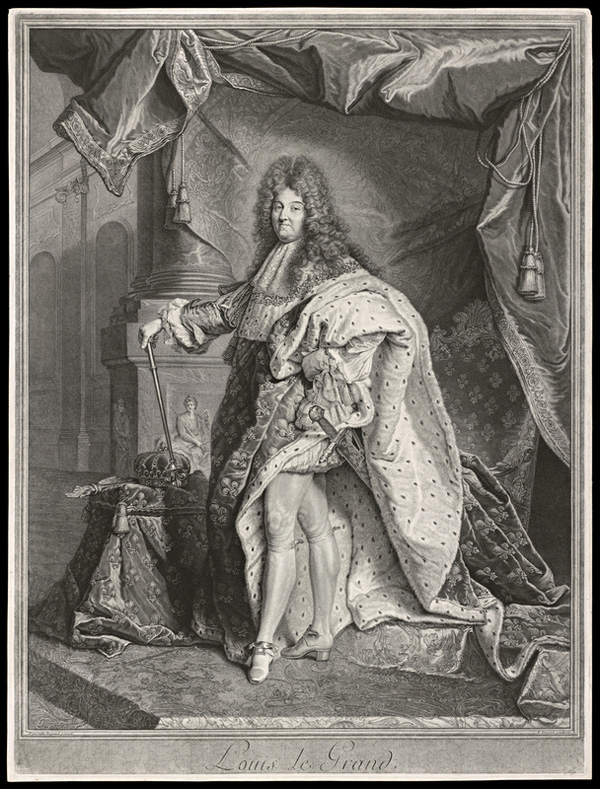 Louis XIV, the Original King of Viral Media