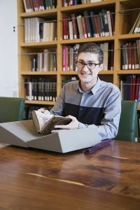 Rheagan Martin / Graduate Intern