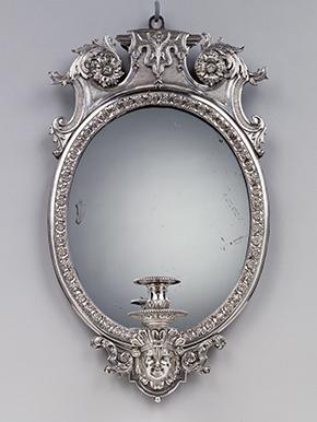 Girandole mirror / Burchardt Precht