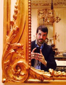 Selfie by Philippe Halbert