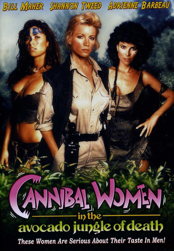 Promotional image from Cannibal Women in the Avocado Jungle of Death