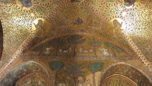 Norman Stanza, Royal Palace, Palermo, Sicily