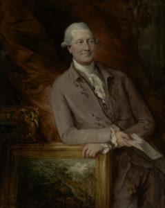 Portrait of James Christie (1730 - 1803)