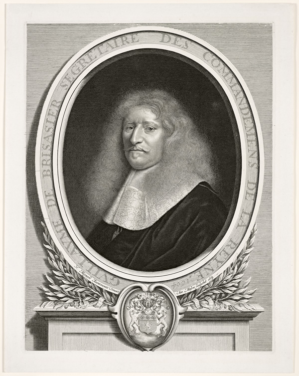 Guillaume de Brisacier / Antoine Masson