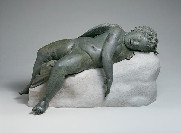 Sleeping Eros / Greek