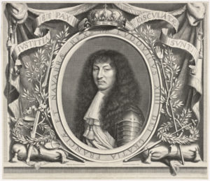 Louis XIV, King of France and Navarre / Robert Nanteuil