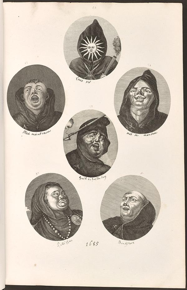 Page from les Heros de la Ligue