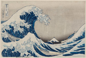 Under the Wave off Kanagawa / Hosukai