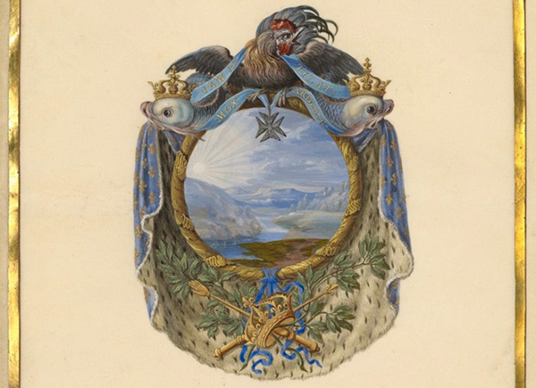 The Sun King Illuminated: An Emblem Book for Louis XIV