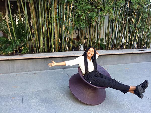 Multicultural Undergraduate Intern Diary: Hanna Girma