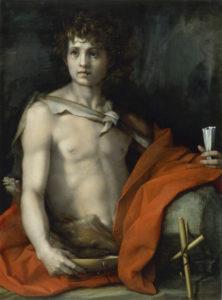 Saint John the Baptist / Andrea del Sarto