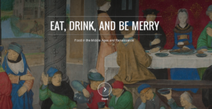 Eat, Drink, and Be Merry virtual exhibition