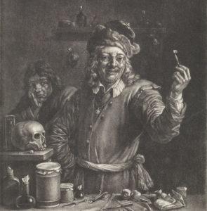 Dentist / Jan van der Bruggen