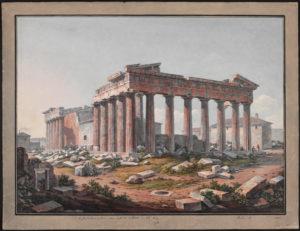 The Parthenon / Edward Dodwell
