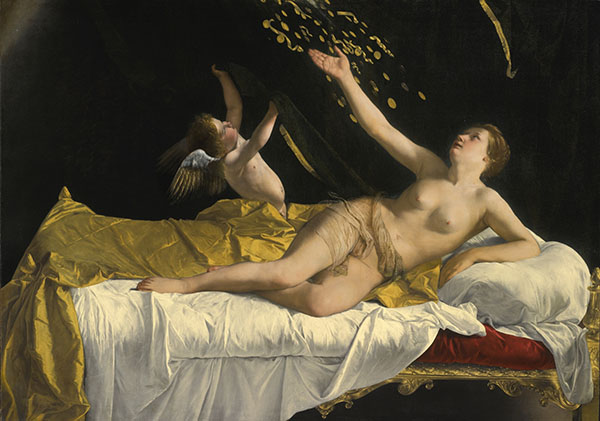 The Metamorphoses of Danaë: From Venal to Virtuous to Voluptuous Woman