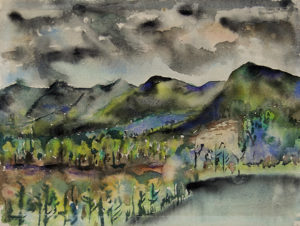 Black Mountain, Lake Eden / Joseph Fiore