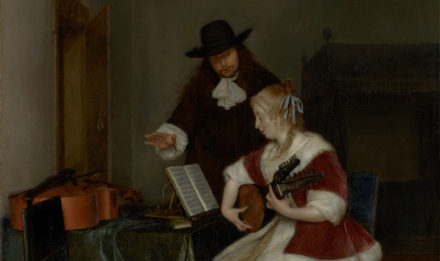 The Amorous Music Lesson