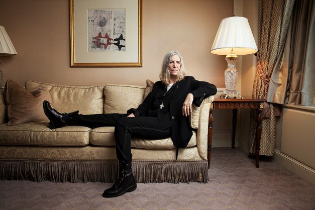 AUDIO: Patti Smith on <em>M Train</em>