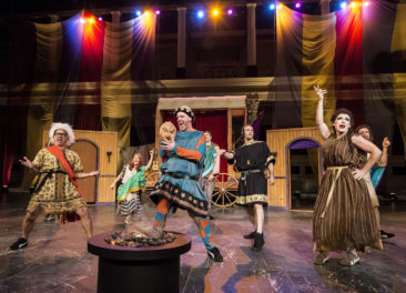 Updating Ancient Roman Comedy for the 21st Century