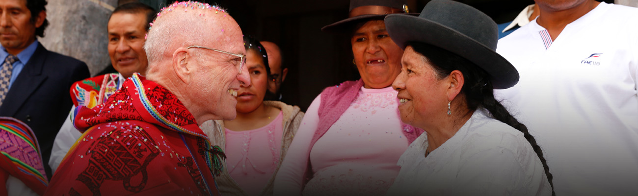 Preserving Earthen Heritage in Latin America