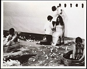 Ablutions performance