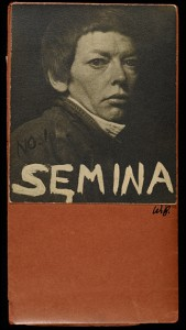 Semina cover with photograph of Cameron